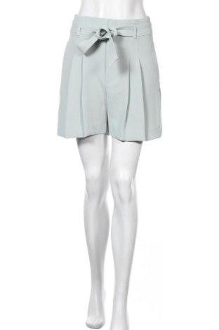 Γυναικείο κοντό παντελόνι Mango, Μέγεθος S, Χρώμα Πράσινο, Πολυεστέρας, Τιμή 10,76€