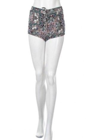 Γυναικείο κοντό παντελόνι My Hailys, Μέγεθος XS, Χρώμα Πολύχρωμο, Βισκόζη, Τιμή 5,23€
