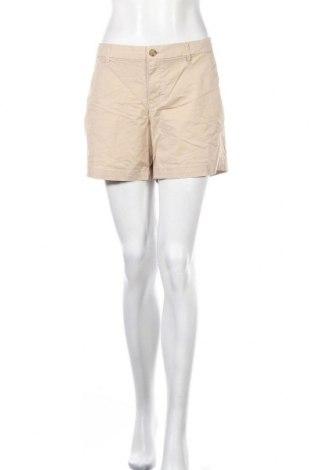 Γυναικείο κοντό παντελόνι Old Navy, Μέγεθος XL, Χρώμα  Μπέζ, 97% βαμβάκι, 3% ελαστάνη, Τιμή 6,33€