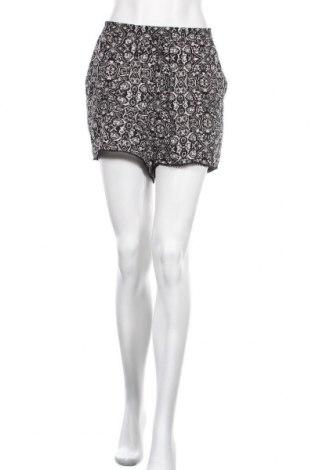 Γυναικείο κοντό παντελόνι Soya Concept, Μέγεθος XL, Χρώμα Μαύρο, Βισκόζη, Τιμή 6,62€