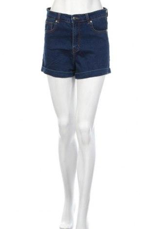 Γυναικείο κοντό παντελόνι Tezenis, Μέγεθος M, Χρώμα Μπλέ, 73% βαμβάκι, 26% πολυεστέρας, 1% ελαστάνη, Τιμή 11,11€