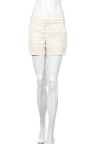 Γυναικείο κοντό παντελόνι Tommy Hilfiger, Μέγεθος M, Χρώμα  Μπέζ, 97% βαμβάκι, 3% ελαστάνη, Τιμή 12,67€