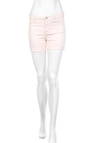 Γυναικείο κοντό παντελόνι Vero Moda, Μέγεθος S, Χρώμα Ρόζ , 66% βαμβάκι, 32% πολυεστέρας, 2% ελαστάνη, Τιμή 6,79€