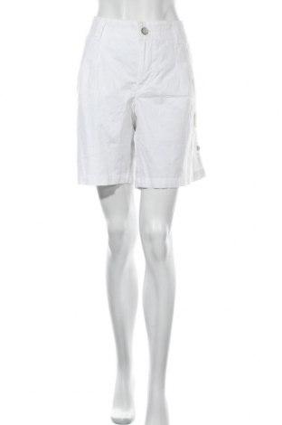 Γυναικείο κοντό παντελόνι Yessica, Μέγεθος XL, Χρώμα Λευκό, 100% βαμβάκι, Τιμή 11,69€