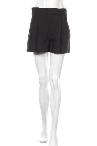 Γυναικείο κοντό παντελόνι Zara, Μέγεθος S, Χρώμα Μαύρο, 48% πολυεστέρας, 32% lyocell, 16% βαμβάκι, 4% ελαστάνη, Τιμή 61,22€