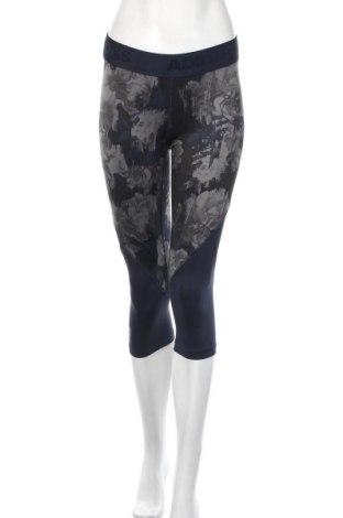 Γυναικείο κολάν Adidas, Μέγεθος S, Χρώμα Μπλέ, Τιμή 25,33€