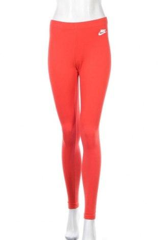 Дамски клин Nike, Размер S, Цвят Оранжев, 57% памук, 32% полиестер, 11% еластан, Цена 44,10лв.