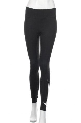 Дамски клин Nike, Размер M, Цвят Черен, 80% полиестер, 20% еластан, Цена 59,25лв.