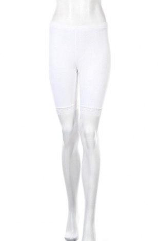 Дамски клин Pieces, Размер S, Цвят Бял, 94% памук, 6% еластан, Цена 29,40лв.