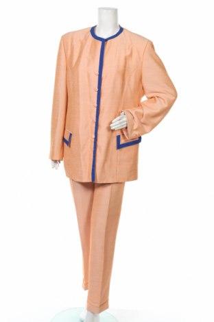 Дамски костюм, Размер M, Цвят Оранжев, Цена 43,05лв.