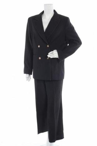 Дамски костюм Barisal, Размер L, Цвят Черен, 99% полиестер, 1% вискоза, Цена 42,84лв.