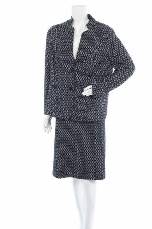 Γυναικείο κοστούμι Gerry Weber, Μέγεθος XL, Χρώμα Μπλέ, 53% πολυεστέρας, 27% βαμβάκι, 15% βισκόζη, 5% ελαστάνη, Τιμή 40,92€