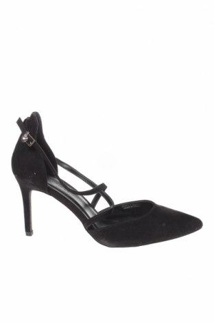 Γυναικείες μπότες καλοκαιρινές Simply Be, Μέγεθος 41, Χρώμα Μαύρο, Κλωστοϋφαντουργικά προϊόντα, Τιμή 12,45€