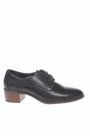 Γυναικεία παπούτσια Anna Field, Μέγεθος 42, Χρώμα Μαύρο, Γνήσιο δέρμα, Τιμή 56,19€