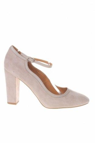 Γυναικεία παπούτσια Anna Field, Μέγεθος 42, Χρώμα  Μπέζ, Κλωστοϋφαντουργικά προϊόντα, Τιμή 30,41€