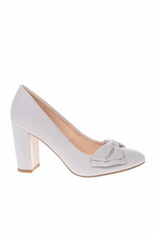 Γυναικεία παπούτσια Anna Field, Μέγεθος 39, Χρώμα Γκρί, Κλωστοϋφαντουργικά προϊόντα, Τιμή 30,41€