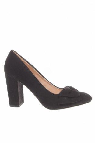 Γυναικεία παπούτσια Anna Field, Μέγεθος 38, Χρώμα Μαύρο, Κλωστοϋφαντουργικά προϊόντα, Τιμή 30,41€