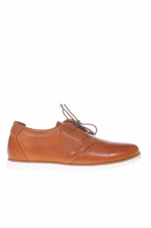Γυναικεία παπούτσια Anna Field, Μέγεθος 39, Χρώμα Καφέ, Γνήσιο δέρμα, Τιμή 56,19€