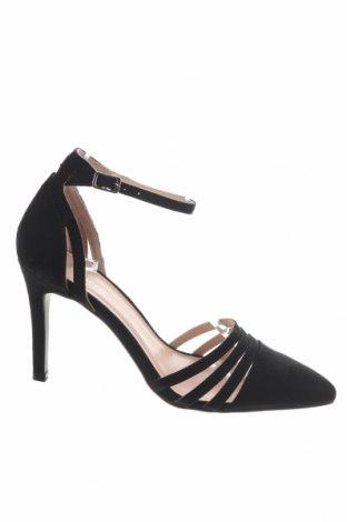 Дамски обувки Anna Field, Размер 38, Цвят Черен, Текстил, Цена 35,40лв.