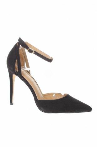 Γυναικεία παπούτσια Bebo, Μέγεθος 41, Χρώμα Μαύρο, Κλωστοϋφαντουργικά προϊόντα, Τιμή 22,81€