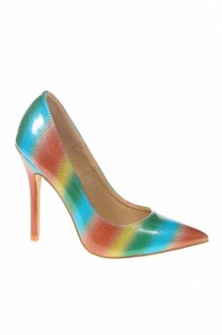 Γυναικεία παπούτσια Bebo, Μέγεθος 38, Χρώμα Πολύχρωμο, Δερματίνη, Τιμή 22,81€