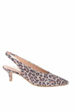 Дамски обувки Brenda Zaro, Размер 37, Цвят Многоцветен, Естествена кожа, Цена 42,57лв.