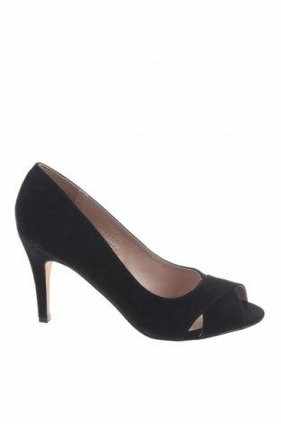 Γυναικεία παπούτσια Dorothy Perkins, Μέγεθος 39, Χρώμα Μαύρο, Κλωστοϋφαντουργικά προϊόντα, Τιμή 26,68€
