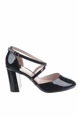 Γυναικεία παπούτσια Dorothy Perkins, Μέγεθος 39, Χρώμα Μαύρο, Δερματίνη, Τιμή 8,04€