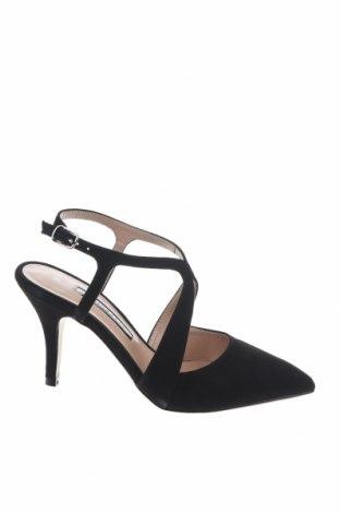 Γυναικεία παπούτσια Dorothy Perkins, Μέγεθος 36, Χρώμα Μαύρο, Κλωστοϋφαντουργικά προϊόντα, Τιμή 26,68€