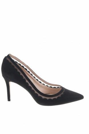 Дамски обувки Dorothy Perkins, Размер 39, Цвят Черен, Текстил, Цена 31,05лв.