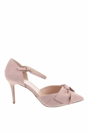 Дамски обувки Dorothy Perkins, Размер 39, Цвят Розов, Текстил, Цена 51,75лв.