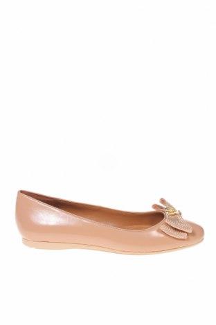 Дамски обувки Emporio Armani, Размер 36, Цвят Розов, Естествена кожа, Цена 158,67лв.