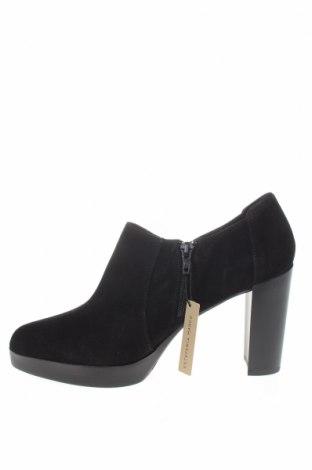 Γυναικεία παπούτσια Estefania Marco, Μέγεθος 41, Χρώμα Μαύρο, Φυσικό σουέτ, Τιμή 16,86€