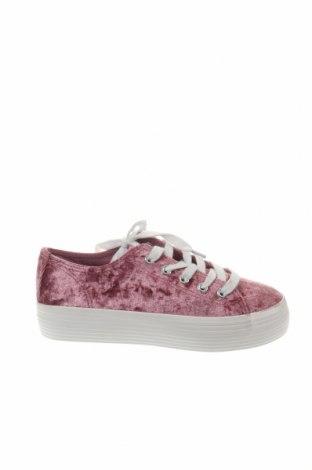 Дамски обувки Even&Odd, Размер 36, Цвят Розов, Текстил, Цена 39,00лв.