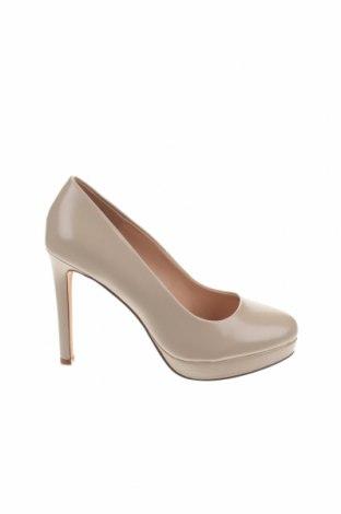 Дамски обувки Even&Odd, Размер 41, Цвят Бежов, Еко кожа, Цена 39,00лв.