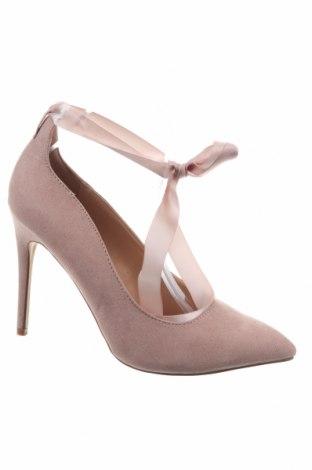 Дамски обувки Even&Odd, Размер 40, Цвят Розов, Текстил, Цена 22,42лв.