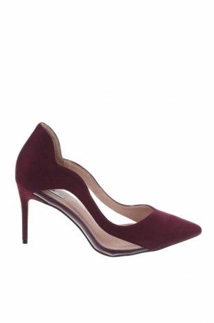 Γυναικεία παπούτσια Lost Ink, Μέγεθος 41, Χρώμα Βιολετί, Κλωστοϋφαντουργικά προϊόντα, Τιμή 18,85€