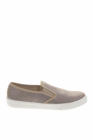 Γυναικεία παπούτσια North Star, Μέγεθος 41, Χρώμα Χρυσαφί, Κλωστοϋφαντουργικά προϊόντα, Τιμή 10,67€