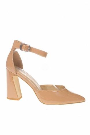 Γυναικεία παπούτσια Raid, Μέγεθος 41, Χρώμα  Μπέζ, Δερματίνη, Τιμή 10,64€
