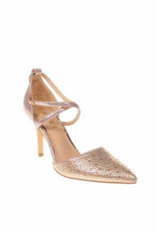 Дамски обувки Ravel, Размер 41, Цвят Розов, Текстил, Цена 19,32лв.