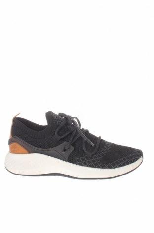 Γυναικεία παπούτσια Timberland, Μέγεθος 39, Χρώμα Μαύρο, Γνήσιο δέρμα, κλωστοϋφαντουργικά προϊόντα, Τιμή 68,19€