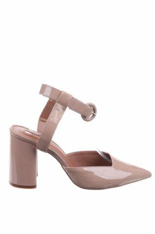Γυναικεία παπούτσια Topshop, Μέγεθος 41, Χρώμα Ρόζ , Δερματίνη, Τιμή 19,39€