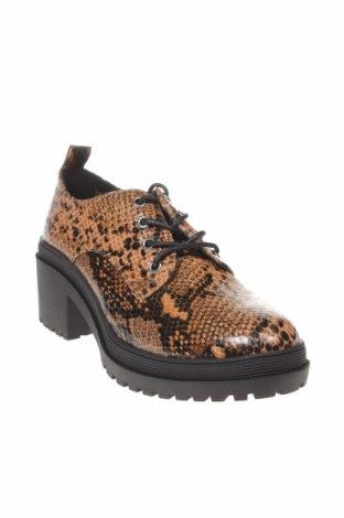 Γυναικεία παπούτσια Topshop, Μέγεθος 39, Χρώμα Καφέ, Δερματίνη, Τιμή 37,11€