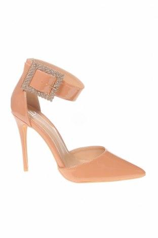 Γυναικεία παπούτσια True Decadence, Μέγεθος 40, Χρώμα Ρόζ , Δερματίνη, Τιμή 23,38€