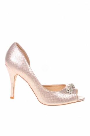 Γυναικεία παπούτσια Wallis, Μέγεθος 40, Χρώμα Ρόζ , Δερματίνη, Τιμή 14,25€