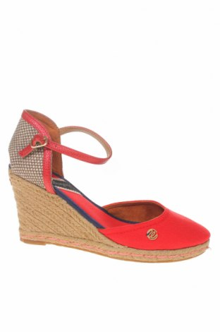 Дамски обувки Wrangler, Размер 41, Цвят Червен, Текстил, Цена 52,32лв.