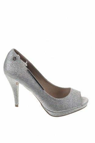 Γυναικεία παπούτσια Xti, Μέγεθος 41, Χρώμα Ασημί, Δερματίνη, Τιμή 10,52€