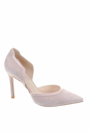 Γυναικεία παπούτσια Zign, Μέγεθος 41, Χρώμα Ρόζ , Φυσικό σουέτ, δερματίνη, Τιμή 21,94€