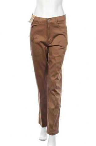 Дамски панталон, Размер M, Цвят Кафяв, Цена 8,40лв.