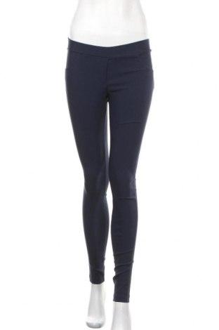 Дамски панталон, Размер S, Цвят Син, 62% вискоза, 33% полиамид, 5% еластан, Цена 34,50лв.